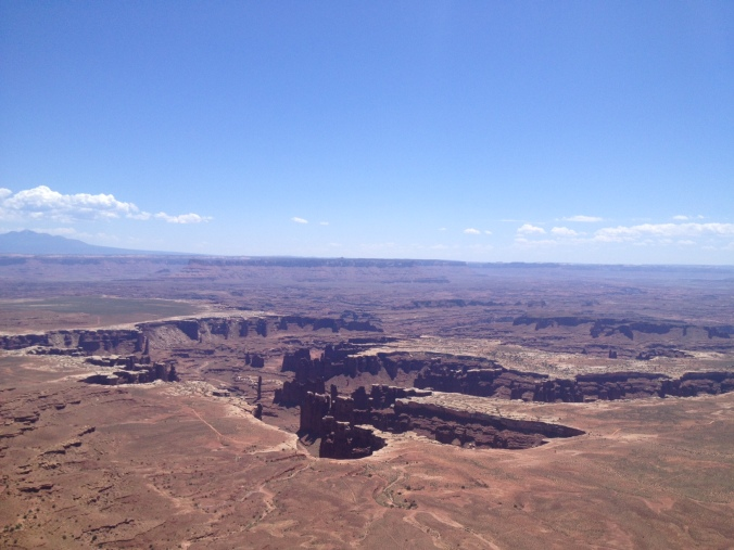 Canyonlands National Park's Island in the Sky district