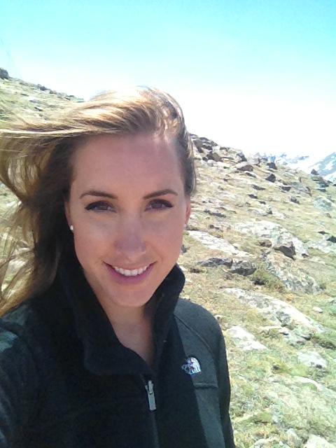 Alpine Tundra selfie!