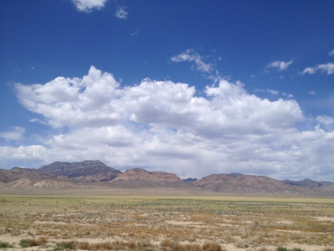 Great Basin Desert, Nevada