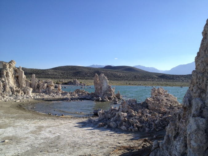 Mono Lake's South Shore