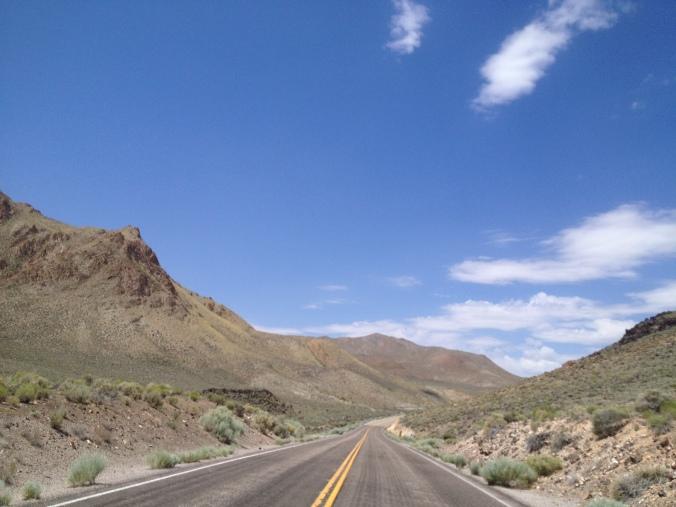 Leaving Ely, Nevada