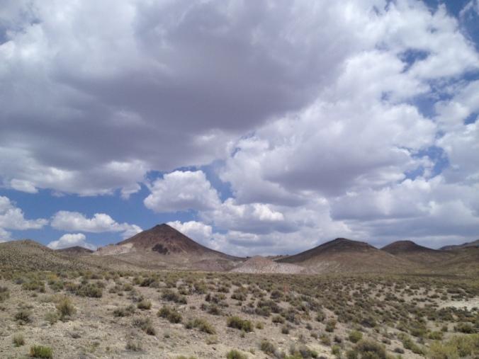 Great Basin Desert, Nevada