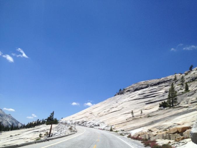 Tioga Pass Road